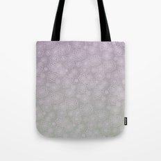 Faded Desert Floral Tote Bag
