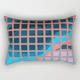 TOPOGRAPHY 2017-006 Rectangular Pillow