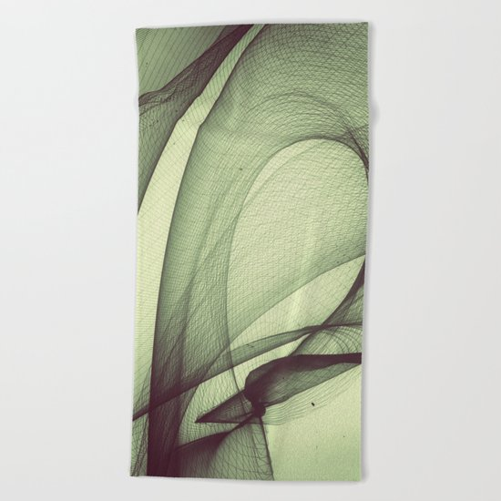 The Breeze Beach Towel