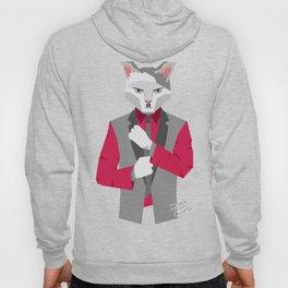 Kittler in Suit Hoody