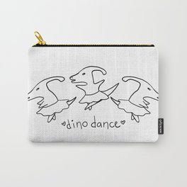 Dino Dance Carry-All Pouch