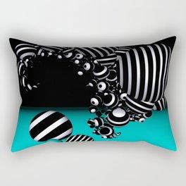 going mandelbrot -5- Rectangular Pillow