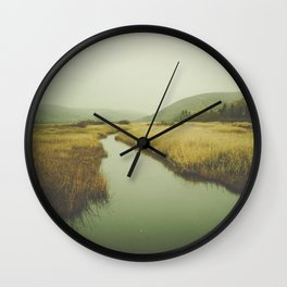 Valley Wall Clock