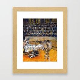 L'école des charlatans  Framed Art Print