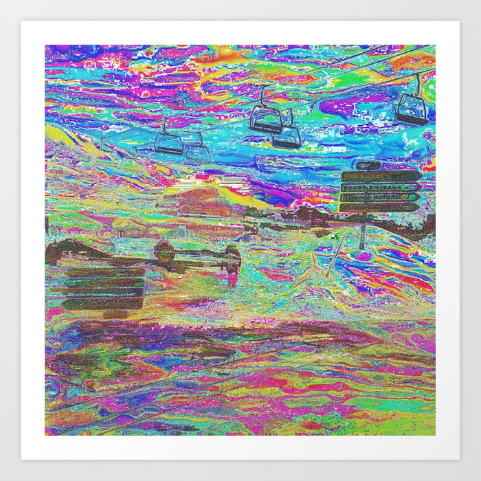 20180101 Art Print