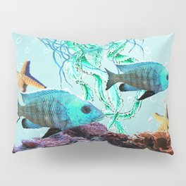 Jelly Fish Pillow Sham