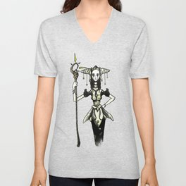 The Witch Unisex V-Neck