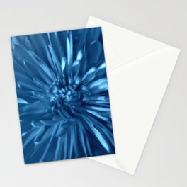 Flower | Flowers | Sky Blue Mums Stationery Cards