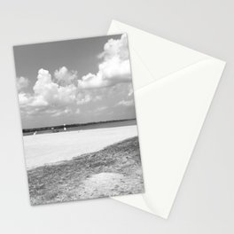 La plage – The Beach Stationery Cards