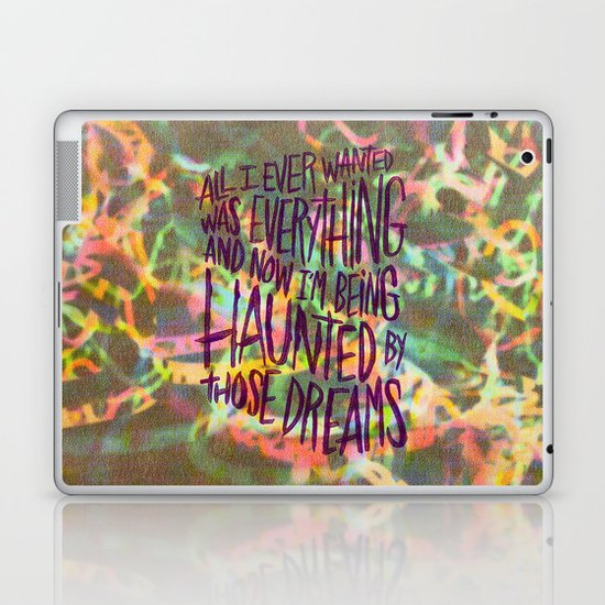 KING TUFF Laptop & iPad Skin