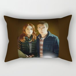 Doctor Who - Night Terrors Rectangular Pillow