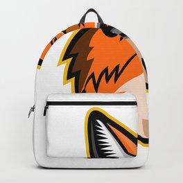 Maned Wolf Mascot Backpack