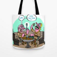 the ultimate joke Tote Bag
