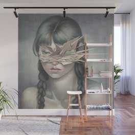 Vertices 03 Wall Mural
