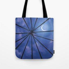 Teepee Skyline Tote Bag