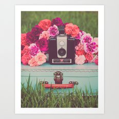 It's Such a Perfect Day Art Print