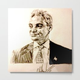 The Mayor Metal Print