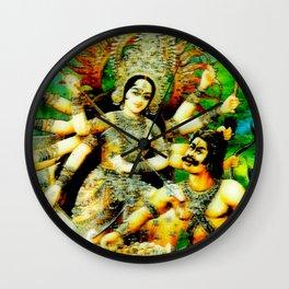Parvati Wall Clock