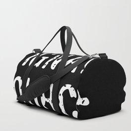 Signal Source Duffle Bag