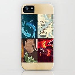 Original Bending Masters Series iPhone Case