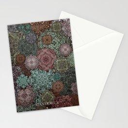 Mandorla Stationery Cards
