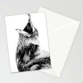 This won't hurt a bit Stationery Cards
