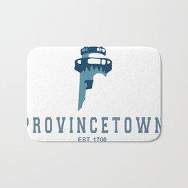 Provincetown - Cape Cod. Bath Mat