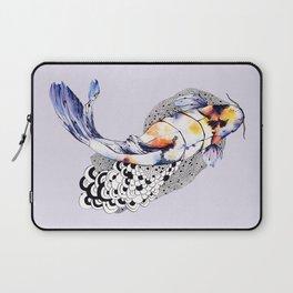 Koi fish Laptop Sleeve