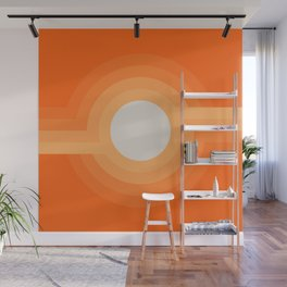 Moonspot - Creamsicle Wall Mural