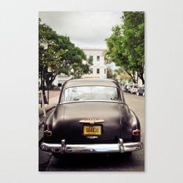 Ponce Canvas Print