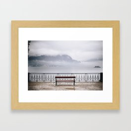 Bellagio, Italy Framed Art Print