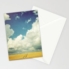 Into the Great Wide Open Stationery Cards