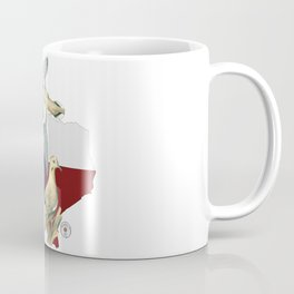 Shootat- Texas Doves Coffee Mug