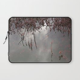 Cranberries Waiting To Be Harvested Laptop Sleeve