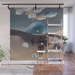 Time Travel Wall Mural