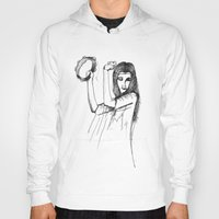 gypsy Hoodies featuring Gypsy by Audrey Parrill