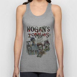 Hogan's Zombies Unisex Tank Top
