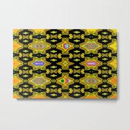 Colorandblack series 1492 Metal Print