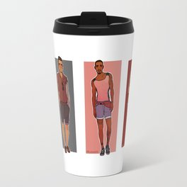 CAtWS Hipsters Travel Mug
