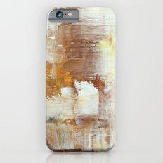 Honey Brown Slim Case iPhone 6s