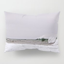 The Wave and the Wind Pillow Sham