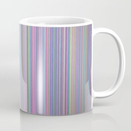 Broken TV Screen Test Pattern Coffee Mug