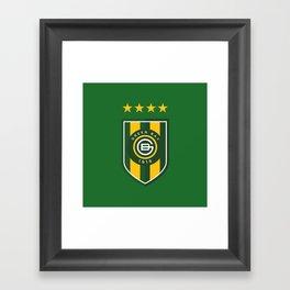GBFC (Italian) Framed Art Print