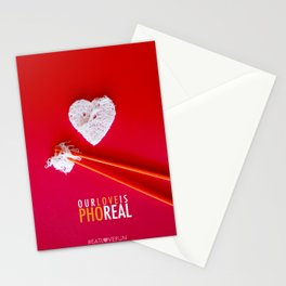 Our Love is Pho Real Stationery Cards