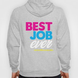 Aviation Aircraft Control ATC Air Traffic Controller Best Job Ever Hoody