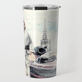 Luke Skywalker on Tatooine Travel Mug