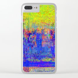 20180728 Clear iPhone Case