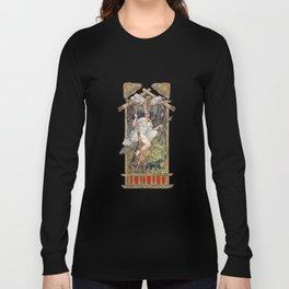 Baba Yaga Long Sleeve T-shirt