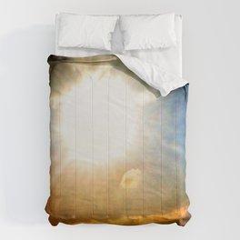 Illuminating Sun Comforters