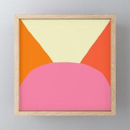 Deyoung Sixties Framed Mini Art Print